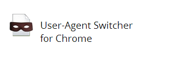 useragent-switcher